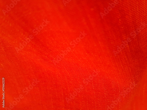 Tuinposter Stof Red wavy fabric