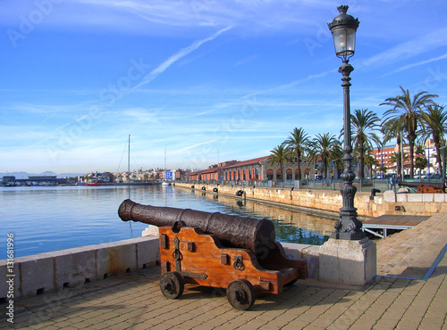 Tarragona puerto