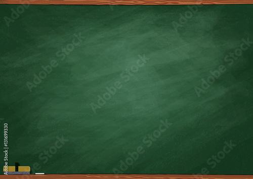 Fotografie, Obraz  黒板 黒板背景