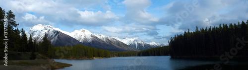 Tuinposter Bergen Banff National Park, Canada