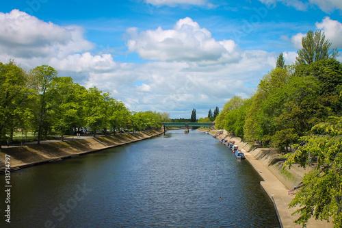 Photo River Ouse, York
