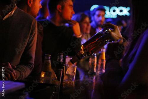 Fotografie, Obraz  Copas en Discotecas