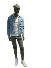 Full Length Male Mannequin
