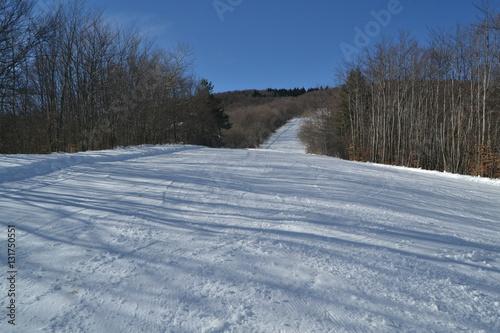 Poster Wintersporten winter