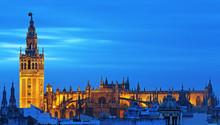 Giralda Y Catedral De Sevilla ...