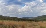 Landscape in Pilanesberg National Park, South Africa