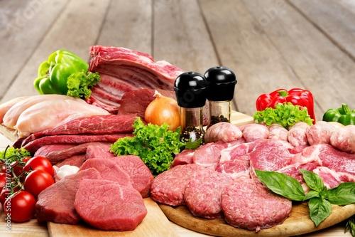 Fotografía  Meat.
