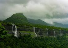 Waterfalls At Maharashtra - India