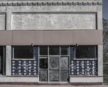 Deserted Storefront