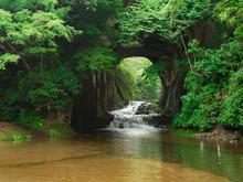 濃溝の滝1