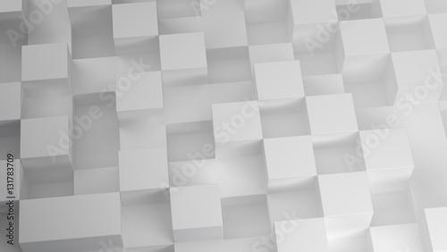 3D Cubes pattern #131783709