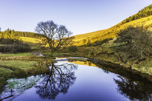 Reflecting In The Brecon Beacons