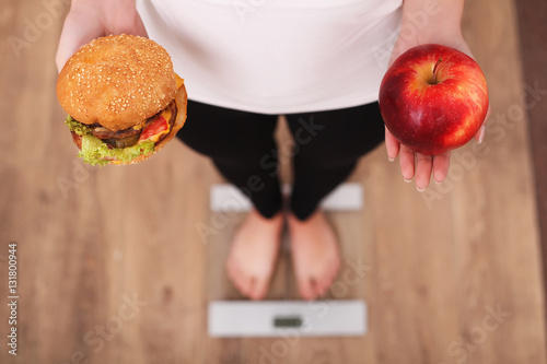 unhealthy lifestyles and diet