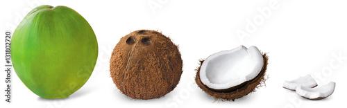 Fototapeta coconut