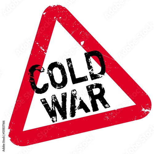 Photo  Cold War rubber stamp