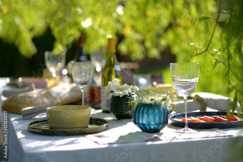 Photo Alfresco dining