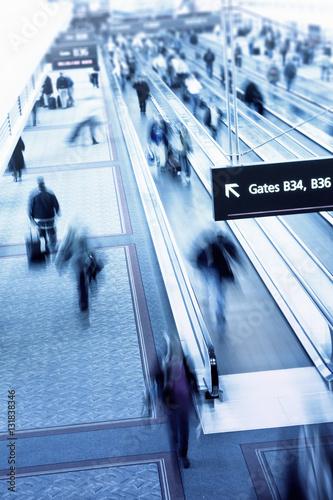 Poster Aeroport Airport Rush