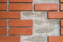 Missing Brick Wall Pattern