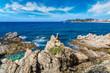 Coast of Lloret de Mar i
