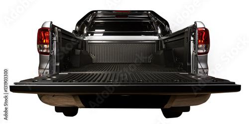 Obraz Open pickup trunk - fototapety do salonu