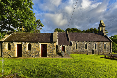 Stampe  Irland - Church of St. Mogue in Rossinver