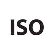 ISO icon illustration
