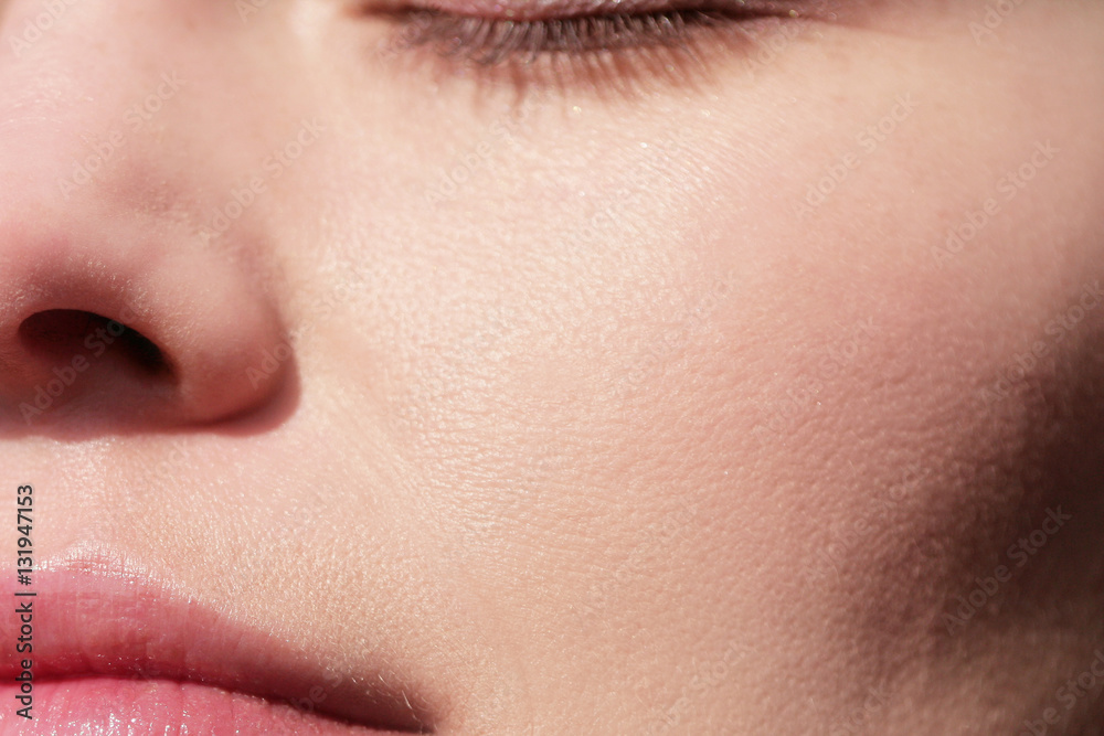 Fototapety, obrazy: female face