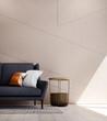 Leinwanddruck Bild - The interior design of  sofa in the living room