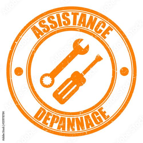Fotografía  Logo assistance dépannage.