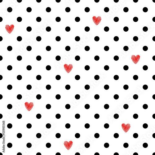 kropki-i-serduszka-czerwone