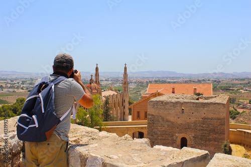 Fotografía  Turismo en Novelda, Alicante