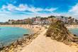 Beach in Blanes in Costa Brava