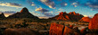 canvas print picture - Spitzkoppe Nature Reserve, Namibia