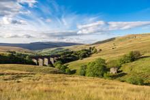 Dent Head Viaduct, North Yorkshire, UK