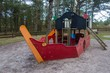 Spielplatzschiff