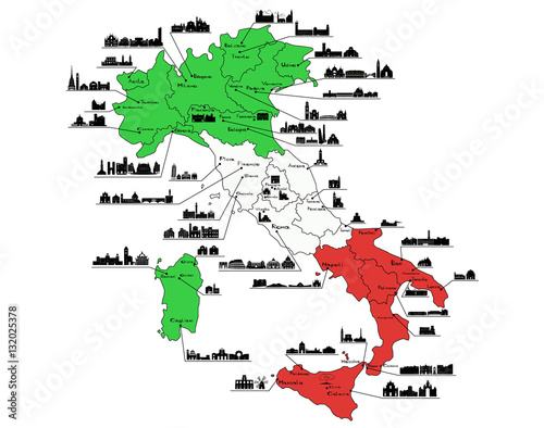 Map of Italy with silhouettes of italian cities - Buy this ... Cities Map Of Italy on map of oceania cities, map of syria cities, map of japan cities, map of the carolinas cities, map of etruscan cities, map of luxembourg cities, map of switzerland cities, u.s. map cities, map of utah cities, map of s korea cities, map of poland cities, map of guyana cities, map of rome cities, map of democratic republic of congo cities, map of europe cities, map of french cities, map of central mexico cities, map of mid atlantic cities, map of gulf of mexico cities, map of niger cities,