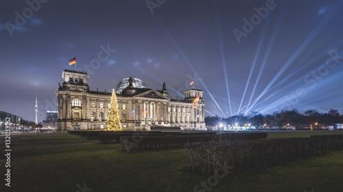 Zdjęcie XXL Reichstag Berlin