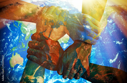 Together strong Tableau sur Toile