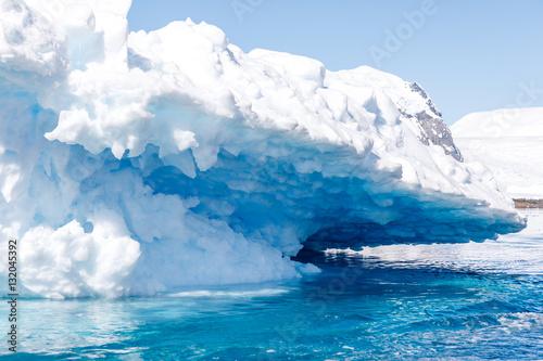 Foto op Plexiglas Arctica Eisberg in der Antarktis