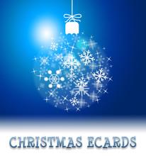 Christmas Ecards Shows Xmas Ca...