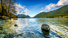 Alouette Lake In Golden Ears P...