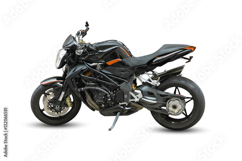 Photo  Moto roadster