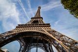 Fototapeta Paryż - Eiffel Tower Paryż wieża