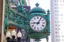 Chicago Clock