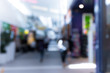 Abstract blur background of people at the Shopping Mall