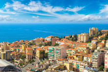 Panoramic View Of San Remo