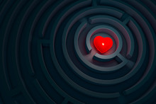 Heart In The Dark Labyrinth, 3...