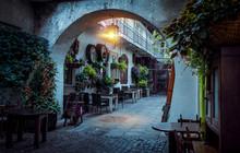 Kazimierz Street At Night, Kra...