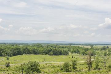 Fototapeta na wymiar Gettysburg