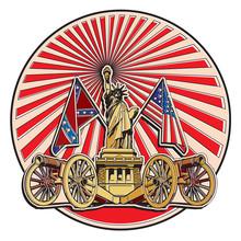 Way To Freedom Badge